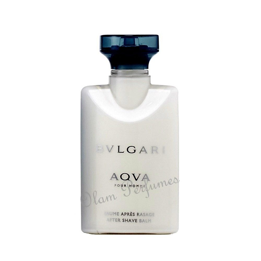 Bvlgari Aqva After Shave Balm 2.5oz 75ml